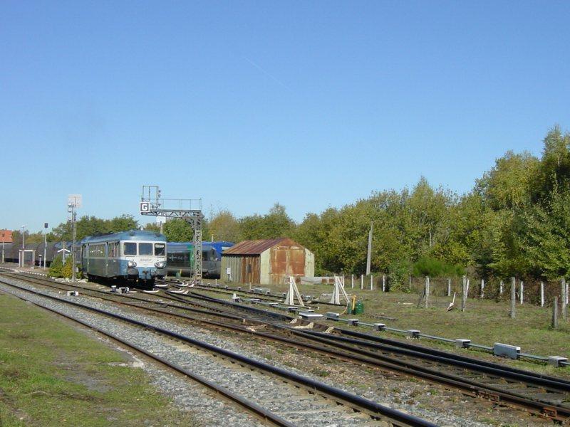 X2903 à Volvic